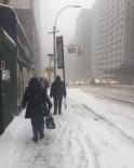PENSILVANYA - 'Soğuk Hava Bombası' ABD'nin Doğu Yakasını Esir Aldı