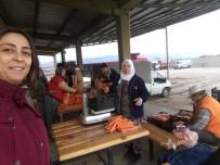 SOĞUK HAVA DEPOSU - Soğuk Hava Deposu İsrafı Önledi