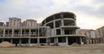 SAUNA - Sosyal Yaşam Merkezinin Temmuz Ayında Tamamlanması Hedefleniyor