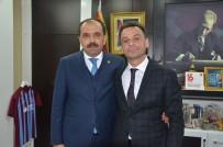 TEŞEKKÜR YEMEĞİ - TBMM Çevre Komisyonu Başkanı Balta'dan İlçe Ziyaretleri