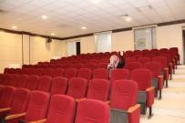 ŞENOL TURAN - Tek Kişiyle Halk Günü Toplantısı