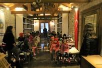 Turgutlu'nun Kent Müzesine Ziyaretçi Akını