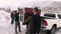 KAFKAS ÜNİVERSİTESİ - Uydu Takip Cihazı Takılan Vaşak Doğaya Bırakıldı