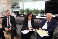 DEVLET KATKISI - Yenimahalle'de BES Katılım Protokolü İmzalandı