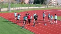 MERKEZ HAKEM KURULU - 1. Lig Hakemleri, FIFA Atletik Testi'ne Katıldı