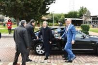 ABDULLAH GÜL - 11.Cumhurbaşkanı Abdullah Gül, Cuma Namazını Fatih Ormanı Cami'nde Kıldı