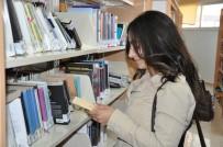 MUSTAFA TALHA GÖNÜLLÜ - Adıyaman Üniversitesi Kütüphanesinde Kitap Sayısı Her Geçen Gün Artıyor