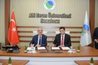 Afganistan'dan AEÜ'ye Uluslararası İş Birliği Ziyareti