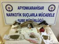 KOKAIN - Afyonkarahisar Merkezli İstanbul Ve Bursa'da Uyuşturucu Operasyonu