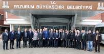 MERKEZİ YÖNETİM - Ak Parti Genel Başkan Yardımcısı Kaya'dan Sekmen'e Hizmet Teşekkürü