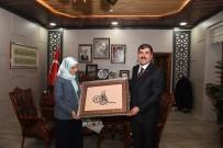 SOĞUK HAVA DEPOSU - AK Partili Taşkesenlioğlu'ndan Muş Belediyesine Ziyaret