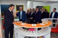 BAYRAM YıLMAZ - Aliağa'da 'Z' Kütüphane Açıldı