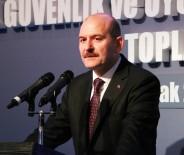 İZMIR VALILIĞI - Bakan Soylu Açıklaması 'İki Canavar Terör Ve Uyuşturucu Birbirinden Besleniyor'