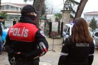 MESLEK LİSESİ - Bakanın Açıklamalarının Ardından Polis Zehir Tacirlerine Savaş Açtı