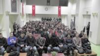 ÖZEL GÜVENLİK ŞİRKETİ - Bartın Emniyet Müdürlüğünde Özel Güvenlik Görevlilerine Eğitim Verildi