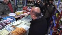 ALİ FUAT ATİK - Başbakan Yardımcısı Işık, Siirt'te Esnafı Ziyaret Etti