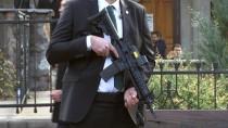 ÇANKAYA KÖŞKÜ - Başbakanlık Korumalarına Yeni Yerli Silah
