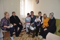 ULU CAMİİ - Başkan Bakıcı Ev Ziyaretlerini Sürdürüyor