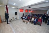ÖĞRENCILIK - Başkan Polat Öğrencilerle Bir Araya Geldi