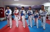 TEKVANDO - Bayraklılı Tekvandocular Turnuvaya Damga Vurdu