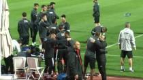 MINYATÜR - Beşiktaş Tam Kadro Çalıştı