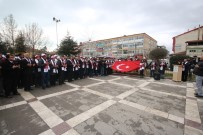 MEHMET BAYıNDıR - Beyşehir'de 'Sarıkamış Şehitlerini Anma Yürüyüşü' Düzenlendi
