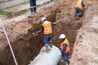 Biga'da Altyapı Çalışmaları