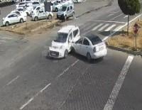 KURUDERE - Bingöl'de Trafik Kazaları MOBESE'ye Yansıdı