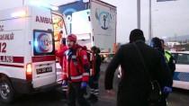 ABANT İZZET BAYSAL ÜNIVERSITESI - Bolu'da Zincirleme Trafik Kazası Açıklaması 3 Yaralı
