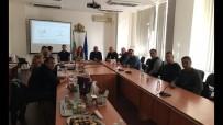 ARAZİ ARACI - Bulgaristan'da AB Proje Toplantısı