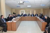 KADİR ALBAYRAK - Büyükşehir Ergene'ye Yapacağı Yatırımları Masaya Yatırdı
