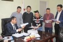 Cizre'de Taşeronların Kadroya Geçişi İçin Başvurular Başladı
