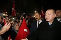 PARIS - Cumhurbaşkanı Erdoğan'a Fransa'da Sevgi Seli