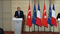 SURIYE DEVLET BAŞKANı - Cumhurbaşkanı Erdoğan'dan Fransız Basınına FETÖ Mesajı