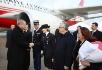 ELYSEE SARAYı - Cumhurbaşkanı Erdoğan Fransa'da