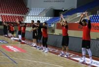 TÜRKIYE BASKETBOL FEDERASYONU - Eskişehir Basket, Beşiktaş'ı Yenmek İstiyor