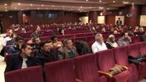 FATİH BELEDİYESİ - Fatih'te Kudüs Ve Dış Politika İlişkileri Konuşuldu