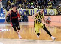 PEDRO - Fenerbahçe Doğuş, Baskonia'yı Yıktı