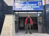 TURUNÇOVA - Finike Turunçovaya Jandarma Karakolu