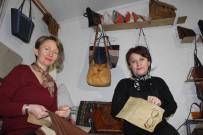 Girişimci İki Kadın 3 Kilo Mantı Parasıyla Çanta Üreticisi Oldu
