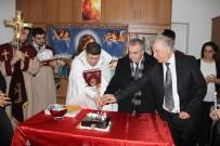 ORTODOKS - Hatay'da Tarihi Kilisede Ermeniler Noel'i Kutladı