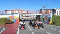 TRAFİK EĞİTİM PARKI - Her Ay 600 Trafik Kahramanı Bu Parkta Yetişiyor