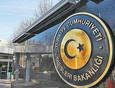 Türkiye'den İsrail'e sert tepki! Reddediyoruz