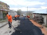 ALIKAHYA - İzmit'te Asfalt Çalışmaları Sürüyor