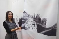 GRAFIK TASARıM - Kadın Masal Kahramanları Çizgilerle Hayat Buldu