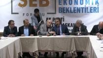 Karaman'da 'Şehirlerin Ekonomik Beklentileri Forumu'