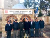 ŞEHİT AİLESİ - Kaymakam Karahan Ve Jandarma Komutanı Kızıltan Gazilerle Buluştu