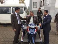 Kaymakam Kırlı'dan Engelli Vatandaşa Motorlu Araç