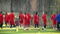 ASAMOAH GYAN - Kayserispor'un Antalya Kampı Başladı
