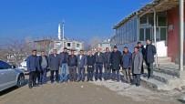 KANALİZASYON ÇALIŞMASI - Kurubaş Mahallesi'nin Su Sorunu Çözülüyor